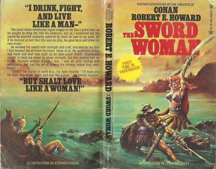 Image result for sword woman howard