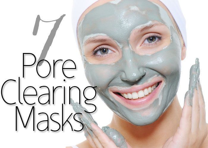 Great products to help clear out clogged pores and blackheads!