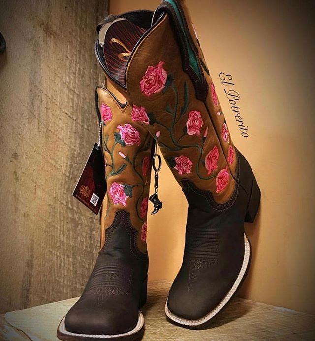 6875ebb514 Botas disponibles en tienda y online www.elpotrerito.com Botas Vaqueras  Mujer
