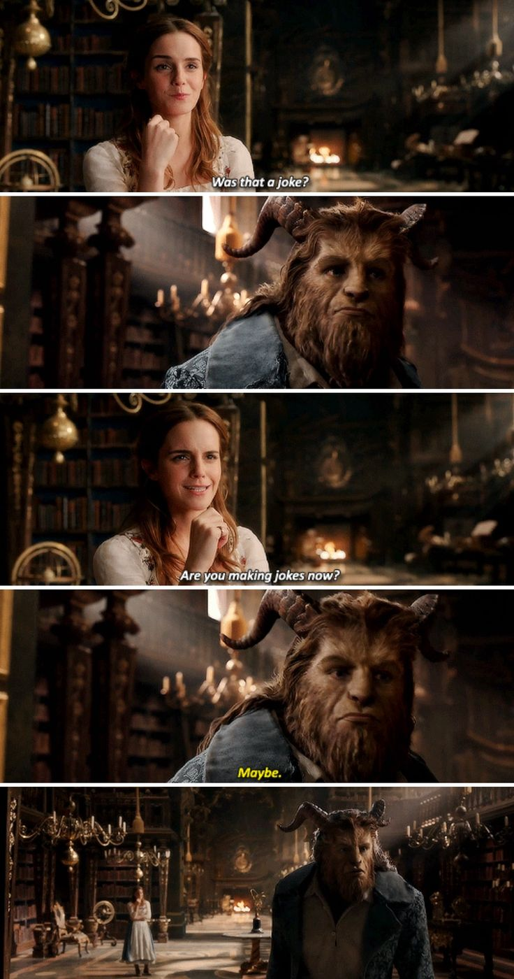 My favorite moment of the movie. His tiny smile is the best. It said so much more than anything of his lines to me.