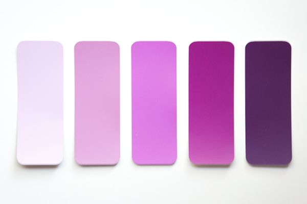 Pantone Color of the Year 2014 - Radiant Orchid for Weddings :  wedding berkeley color schemes 2 Radiant Orchid Wedding Color Palette
