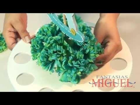 Dulcero de Baby Shower con caballito - YouTube