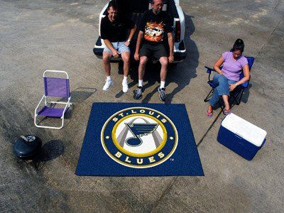 NHL   St. Louis Blues Tailgater Rug ...