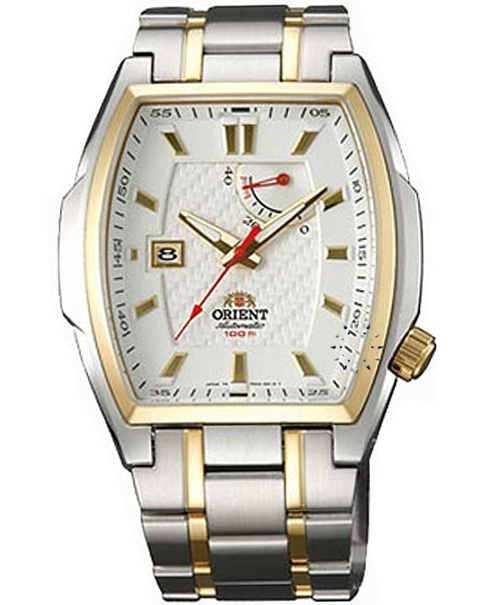ORIENT Automatic Two Tone Stainless Steel Bracelet  Τιμή: 353€  http://www.oroloi.gr/product_info.php?products_id=31138