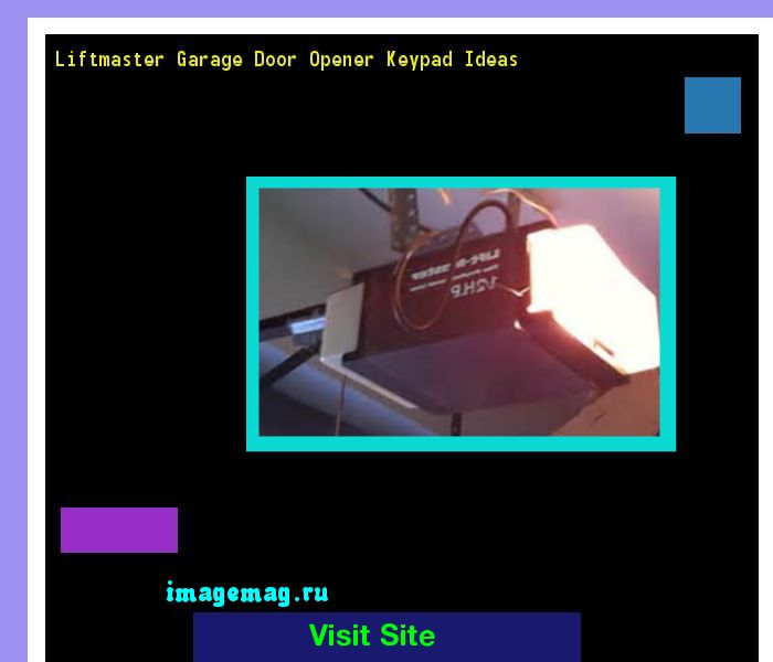 Liftmaster Garage Door Opener Keypad Ideas 143012 - The Best Image Search