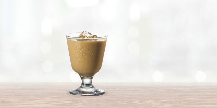 Smirnoff Root Beer Float Brown Cow  0.5 oz SMIRNOFF® Root Beer Float 0.5 oz Baileys ® Original Irish Cream 1 oz half & half or milk  Combine ingredients in an ice-filled shaker + Shake well and pour into a rocks glass.