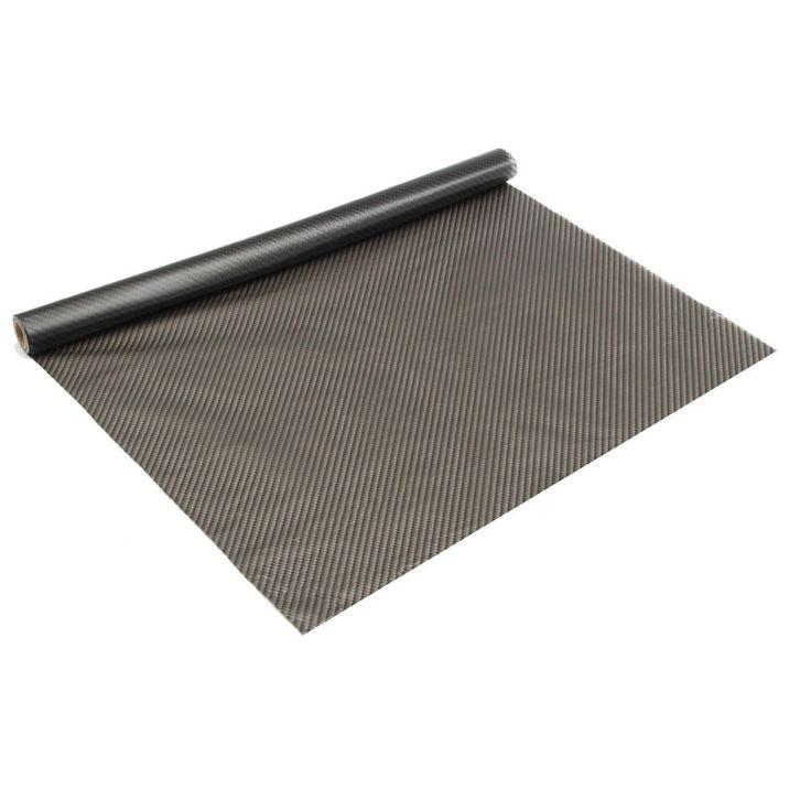 50x500cm PVA Carbon Texture Water Transfer Film Fiber Hydro Dip Printing Sheet