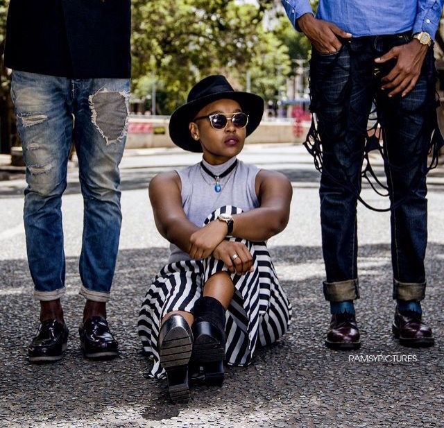 Street Style captured by @ramsypictures in braamfontein South Africa