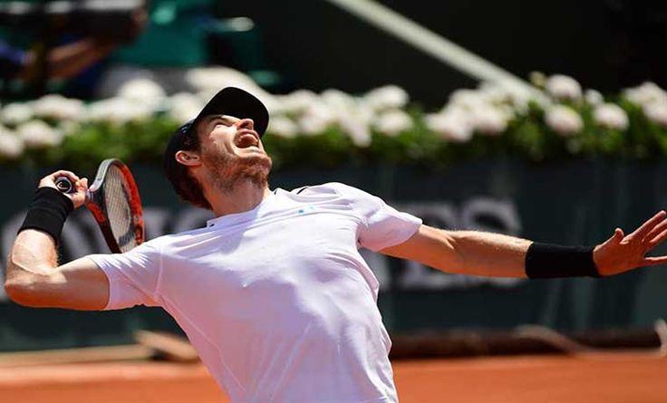 Murray recordó a víctimas de atentado en Londres tras ganar en octavos de Roland Garros - http://wp.me/p7GFvM-HXi