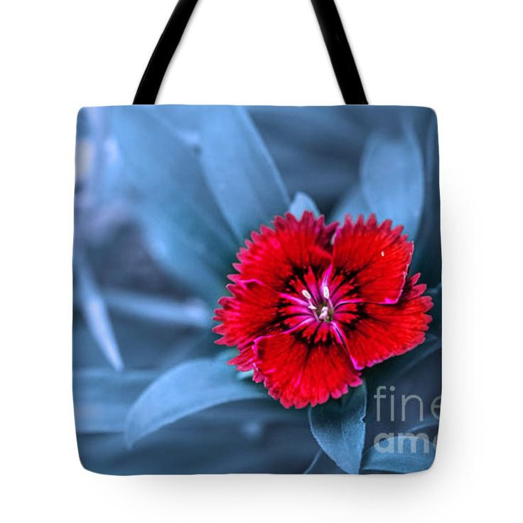 "I Am Red Tote Bag 18"" x 18"""