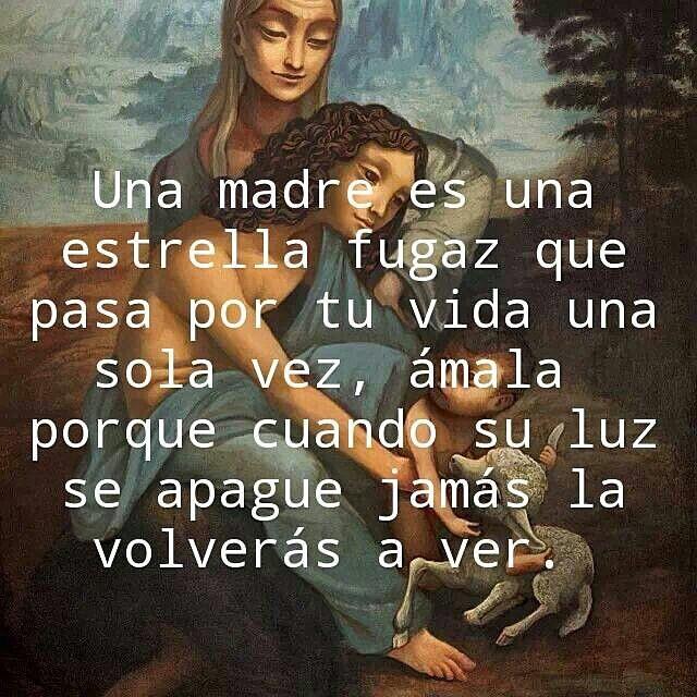 Feliz Dia De Las Madres <3