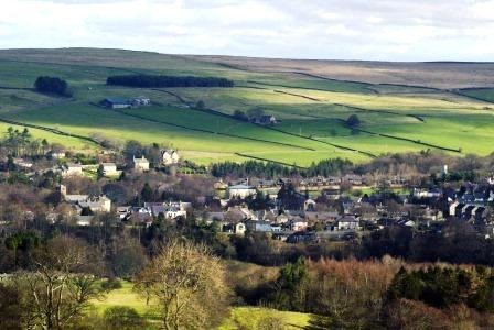 Allendale, Northumberland. My Dad's ancestors came from here.