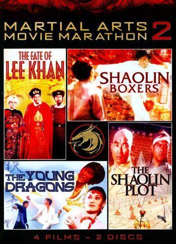 Martial Arts Movie Marathon, Vol. 2 [DVD]