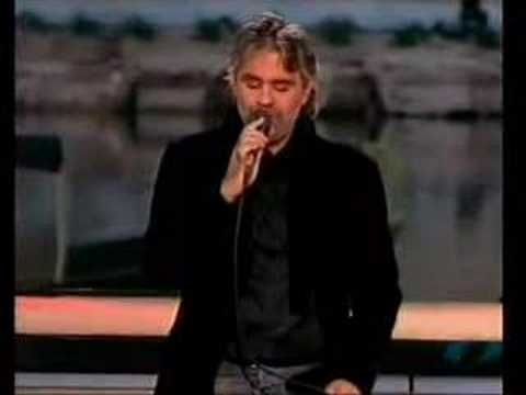 "▶ Andrea Bocelli ""Besame Mucho"" Live on stage in Tuscany - YouTube -My all time favorite!!!"
