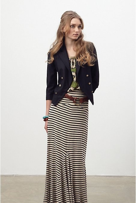 Anthropologie Bordeaux Seamingly Maxi skirt.. I'm wearing this right now in  light
