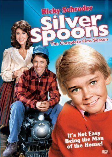 """Silver Spoons -- Kate catches Ricky and his friends watching an """"X""""-rated film on television."""