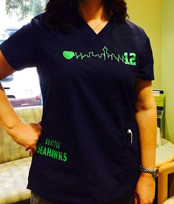 Seahawks Shirts Women