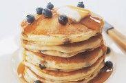 Classic pancakes   Breakfast ideas   Pinterest