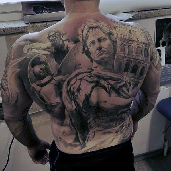 76 best black back tatts images on pinterest tattoo for Empire ink tattoo
