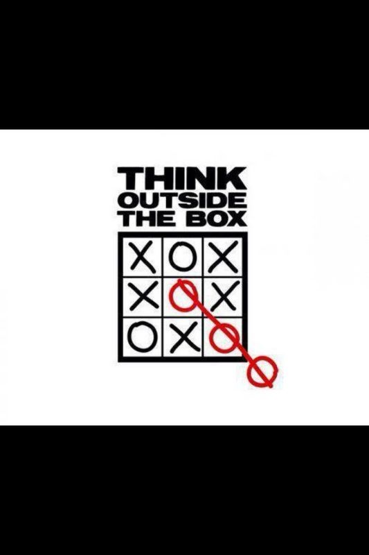 Think Outside The Square