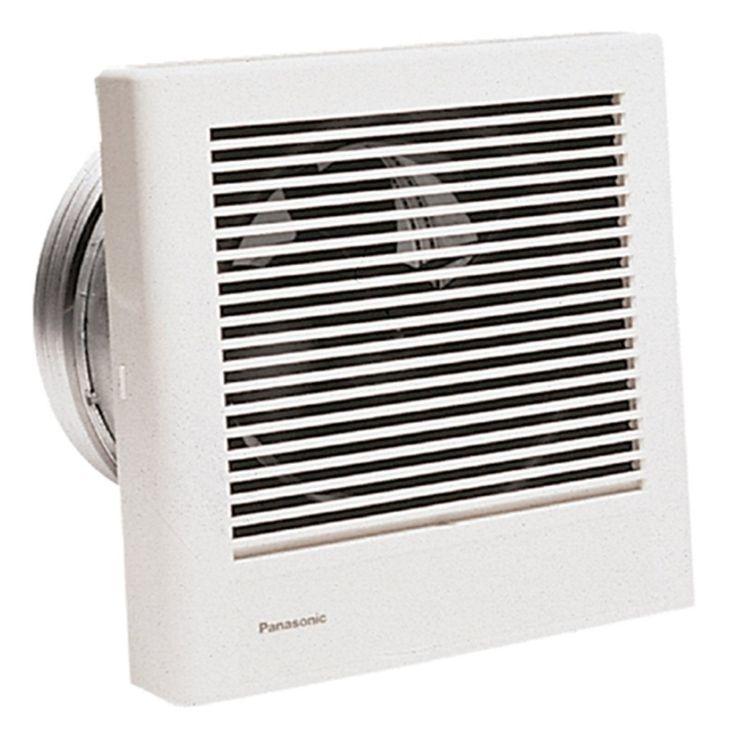 Remote Bathroom Vent Fan