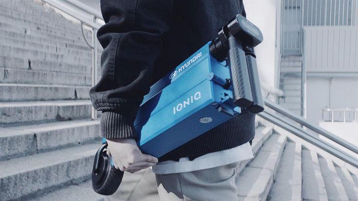 IONIQ Scooter, le bon complément à la voiture électrique