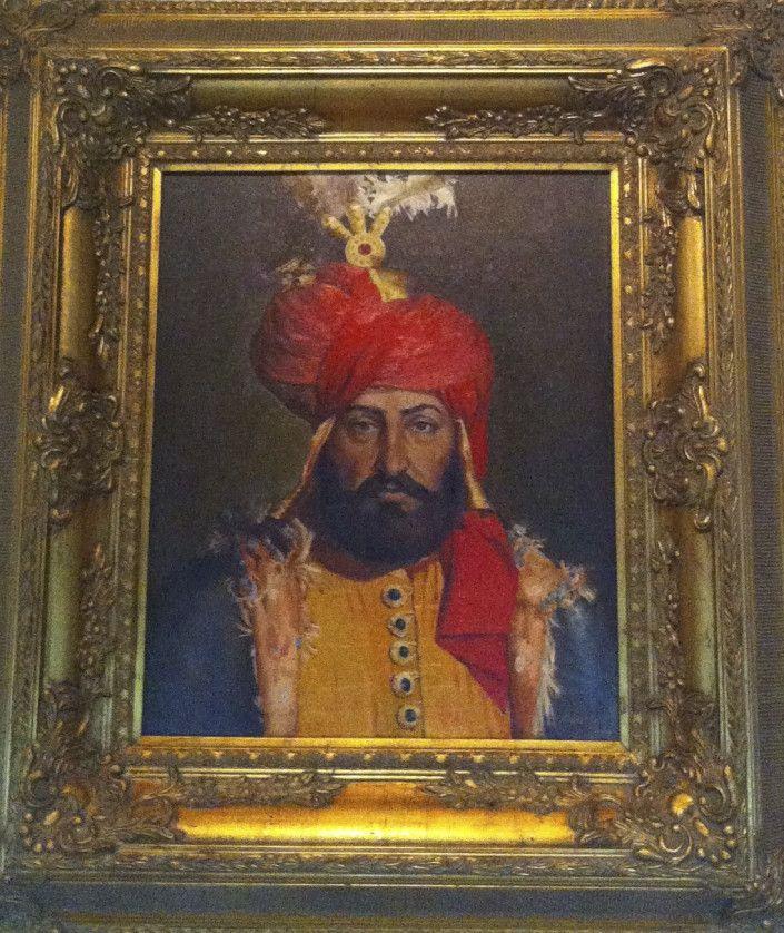 Le sultan Murad IV
