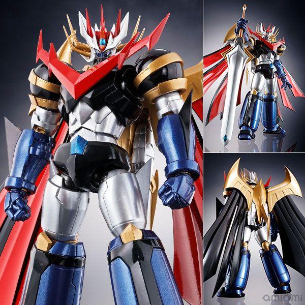 "AmiAmi [Character & Hobby Shop]   Super Robot Chogokin - Majin Emperor G ""Super Robot Wars V""(Pre-order)"