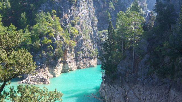 Green Canyon & Taurus Mountains, Turkey