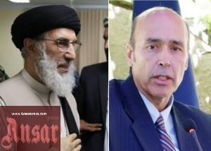 US Special Charge d'Affaires and Hekmatyar discuss peace deal and elections  http://ansarpress.com/english/8912 #US #Afghanistan #Hekmatyar