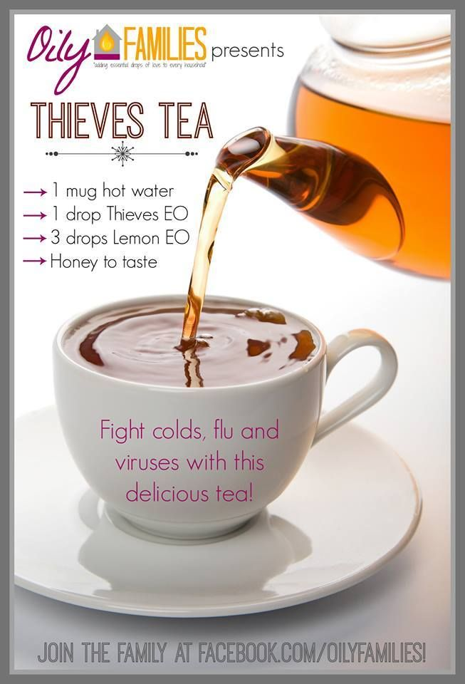 thieves tea https://www.youngliving.com/en_US (Member No: 1974869) or contact me with questions: lttrice@bellsouth.net