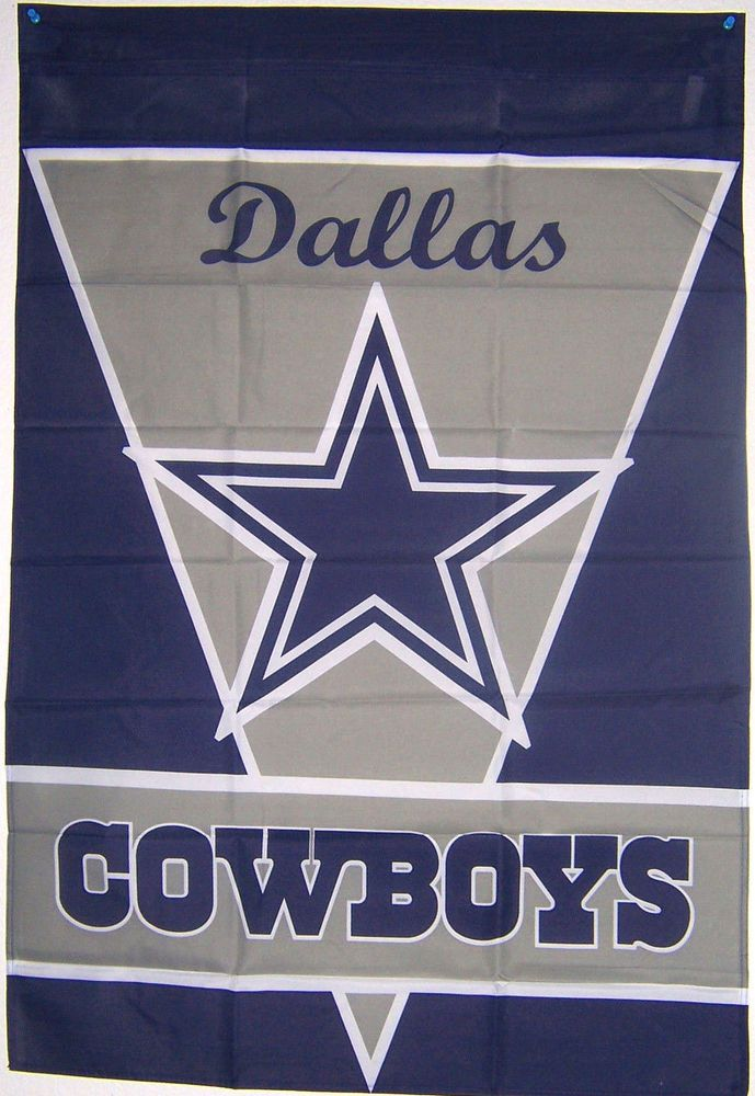 "New 28""x40"" #Dallas Cowboys Fremont Die Banner Flag Au    from $12.95"