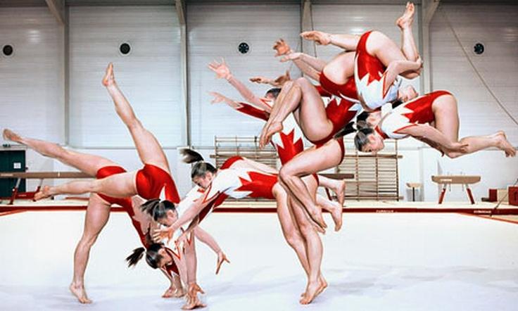 gymnastics.