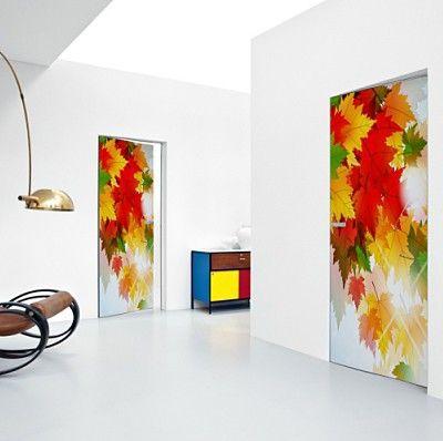 Tür Dekofolie selbstklebend Möbel & Wohnen Türfolien 315241