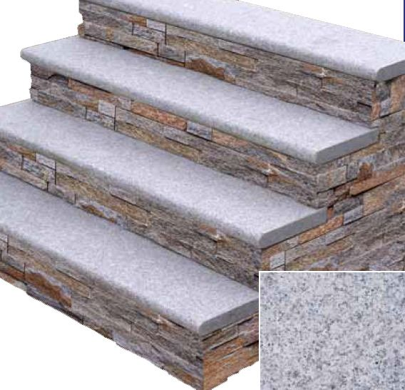 Stonehenge Granite Stair Treads | Kings Building Material