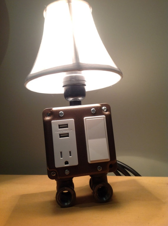 1000 Images About Usb Lamp Ideas On Pinterest Radios