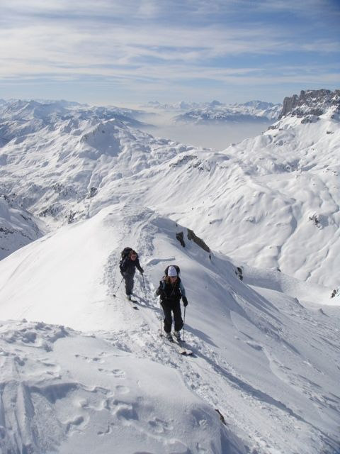 Chamonix is the start of the infamous Haute Route to Zermatt, France and Switzerland #hiking