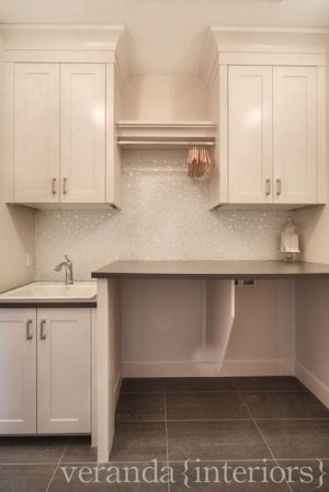 Small Laundry Room by dee