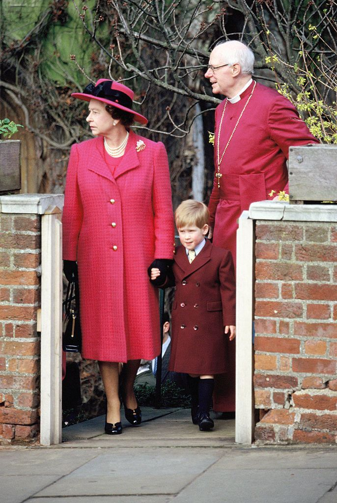 Prince William Used This Adorable Nickname for the Queen When He Was Young - HarpersBAZAAR.com