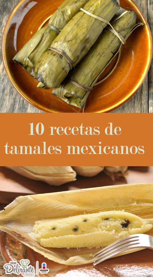 tipos de tamales mexicanos | CocinaDelirante