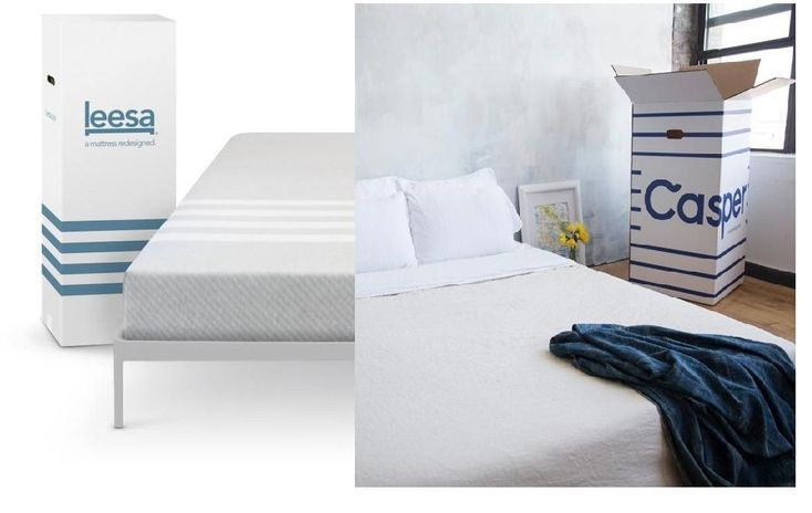 Leesa and Casper are the perfect poster children for the new online mattress industry. They are everything the traditional mattress industry is not: convenient, affordable and hassle-free. Both companies sell high quality foam mattresses at an affordable price (less than $1,000). They both offer ...  #mattress #bedroom