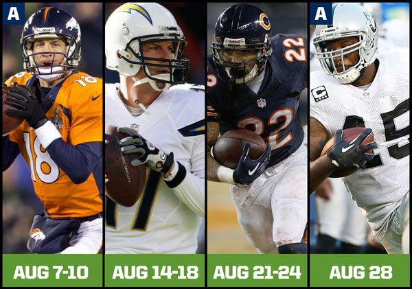 Seahawks preseason schedule announced, features Super Bowl rematch with Denver Broncos