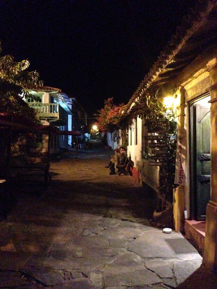 Sweet and relaxing night #Colombia #Boyaca  #JGGH #HGaitanGJuan