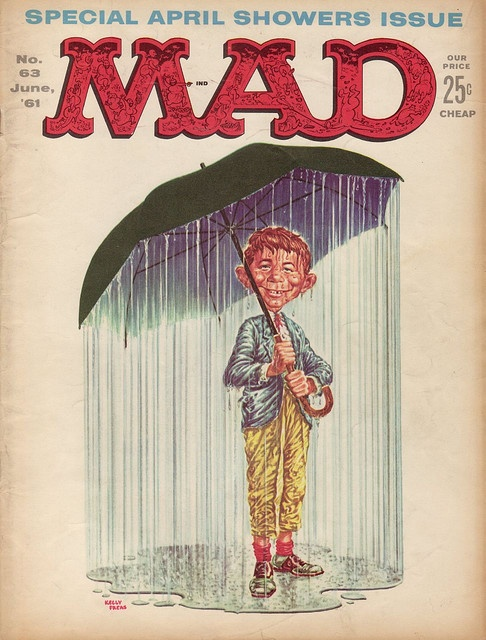 early MAD Magazine Cover by Jasperdo