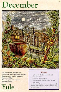 Solitary Witchcraft - Holidays : Yule