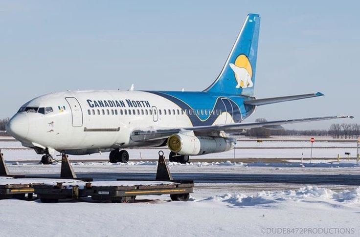 Canadian North 737-200