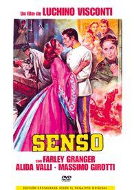 Senso (1954) Italia. Dir.:Luchino Visconti.Drama.Romance. Cine de época - DVD CINE 2146