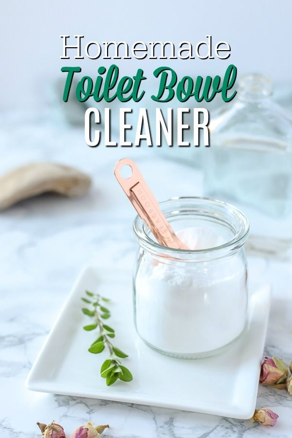 Easy Homemade Toilet Bowl Cleaner Is A Natural And Effective Way To Clean Toilets Diy Toilet Clea Homemade Toilet Bowl Cleaner Toilet Bowl Cleaner Toilet Bowl