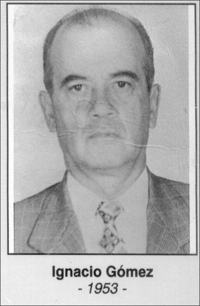 Ignacio Gómez  1953