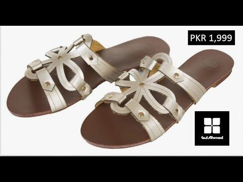 55d00566 LATEST GUL AHMED LADIES FOOTWEAR COLLECTION WITH PRICE 2019 NEW ARRIVALS